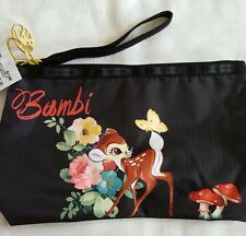 Lesportsac x Disney Bambi Magic Meadow Essential Wristlet 8236