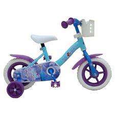 10 Zoll Kinderfahrrad Eiskönigin Disney Mädchen 2 3 4 jahr Kinder Fahrrad frozen