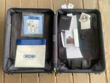 """RIMOWA Salsa Deluxe 21"""" Cabin Multiwheel® Carry-On Suitcase, Blue"""