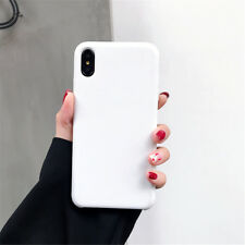 Soft TPU Silicone Case Cover For Apple iPhone XR XA MAX X 8 Plus 7 7Plus 6 6S
