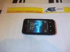 Sony Xperia Tipo-Noir Classique (Débloqué) (ST21i) *** pas de lecture carte sim ***