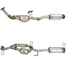 Catalytic Converter-Direct Fit Rear Eastern Mfg 809575