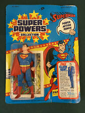 Vintage Kenner Super Powers Collection Superman No. 99610 Unpunched New