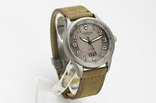 Victorinox Swiss Army Airboss Automatic Watch 241600 TITANIUM  LIMITED EDITION