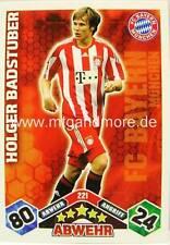 Match Attax  Holger Badstuber #221  10/11