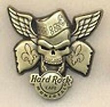 HARD ROCK CAFE MONTREAL Wing Skull Series Pin RARE