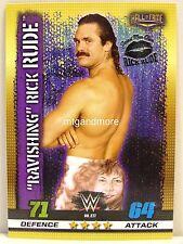 """Slam ATTAX - #277 """"Ravishing"""" Rick Rude - 10th Edition"""