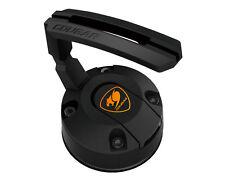[COUGAR] BUNKER - Vacuum Mouse Bungee, Black, Flexible Cable Mount
