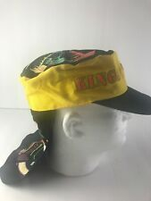 Vintage Kings Dominion Cap W/ Neck Shade Sky Pilot Academy