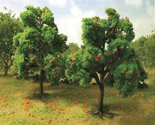 "JTT Scenery Products Orange Tree Grove O-Scale 4.5"" - 5"", 2/pk 92125"