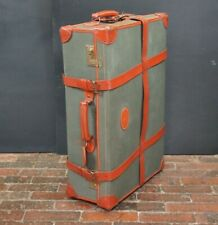 Luxury Papworth Travel Suitcase with Wheels Superb Condition