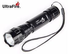 New UltraFire WF-501B CREE R5 300 Lumens LED Flashlight Torch