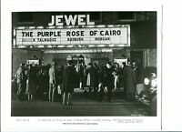Woody Allen The Purple Rose Of Cairo Original Press Still Movie Photo