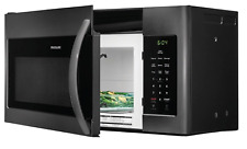 Frigidaire 1.6-cu ft Over the Range Microwave Black Stainless Steel | FFMV1645TD