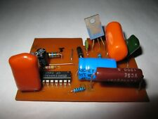 L&R Tempo 400 Watch Cleaning Machine Timer Board