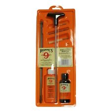 Hoppe's No. 9 Cleaning Kit with Steel Rod 17 HMR .17/.204 Caliber Rifle