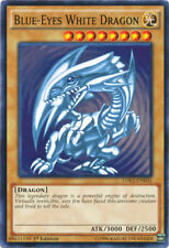 Yugioh: 1x Blue-Eyes White Dragon (SDK art) - LDK2-ENK01  - Common - 1st Edition
