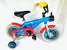 Thomas & Friends Kid's 12 Inch Beginner Bike w/Training Wheels, Thomas the Train