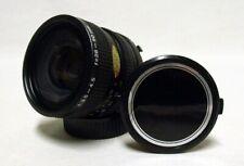 REXATAR f/3.5-4.5 28-50mm Auto Zoom MINOLTA MD Lens SLR Film Camera DSLR w/Caps