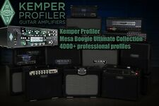 Kemper Profiler Mesa Boogie ULTIMATE COLLECTION 4000+ profili professionali