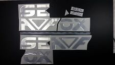 """SEA FOX boat Emblem 33"""" + FREE FAST delivery DHL express - stickers decal"""