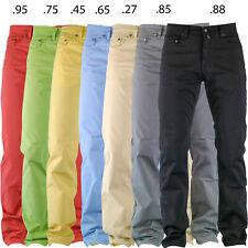 PIERRE CARDIN DEAUVILLE - dünner Sommerstoff - Regular Fit Herren Stretch Jeans