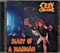 Ozzy Osbourne Diary of a Madman CD New Sealed Copy Remastered
