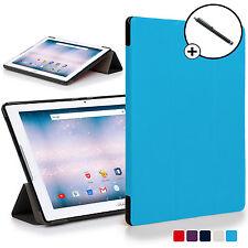 Forefront Custodie Blu Pieghevole Smart Cover Acer Iconia One 10 B3-A30 Stilo