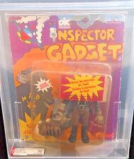 1992 GRAND TOYS INSPECTOR GADGET DR CLAW 5 INCH FIGURE AFA 60 Y-EX CANADIAN CARD