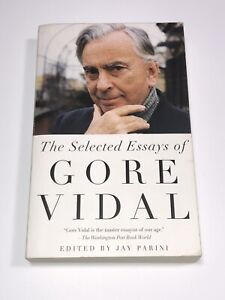 Vintage International:The Selected Essays Of Gore Vidal Book (Paperback 2009)