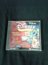 Disney Print Artist Creations Collection 1 Pc Cd characters projects w/ Mickey!