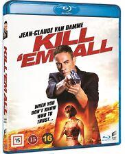 Kill 'Em All (Blu-ray) Jean-Claude Van Damme, Peter Stormare (2017)
