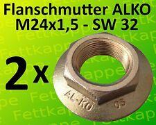44738 4 x Knott Flanschmutter 407963.001 M24 x 1,5 ersetzt Knott Nr SW32