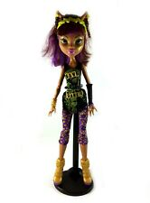 """Clawdeen Wolf Monster High Freaky Fusion Save Frankie 11"""" Doll w/ Outfit & Shoes"""