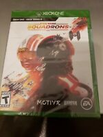 Star Wars: Squadrons - Xbox One *Factory Sealed*