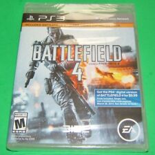 PS3 BATTLEFIELD 4 Video Game New Sealed