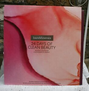 bareMinerals 24 Days Of Clean Beauty Advent Calendar