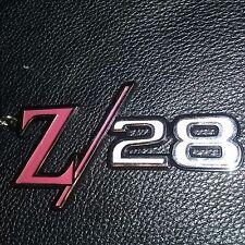 1969 69 Camaro Z/28 emblem keychain