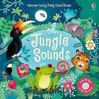 NEW Jungle Sounds By Sam Taplin Board Book Free Shipping