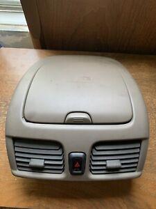 2000-2006 Nissan Sentra Center Dash Vents Cubby Storage read descriptions