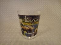 Alaska Wildlife Souvenir Shot Glass