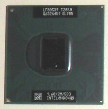 PROCESSORE NOTEBOOK INTEL CORE 2 DUO LF80539 T2050 Q632A451 SL9BN 1.60 533