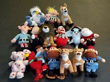 "Rudolph The Island of Misfit Toys 7"" Cvs Stuffins Lot of 15 Plush Elephant Rare"