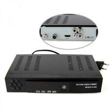 DECODER SATELLITARE RICEVITORE IPTV DVB S2 T2 WIFI FULL HD 1080P V9COMBO FREESAT