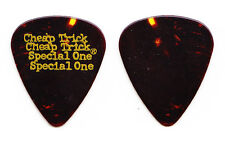 Cheap Trick Robin Zander Brown Guitar Pick - 2003 Special One Tour