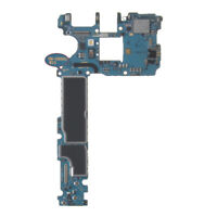 Main Motherboard Unlocked Logic Board For Samsung Galaxy S8 G950U Parts Replace