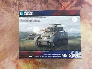 M8 Scott US Tank - 1/56th 28mm - Rubicon