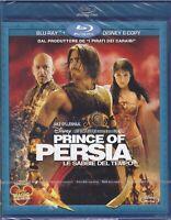 Blu-ray Disney **PRINCE OF PERSIA ♦ LE SABBIE DEL TEMPO** nuovo sigillato 2010