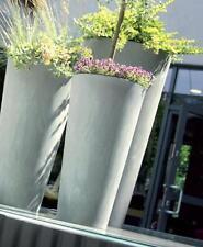 New Slim BETO Case Flower Pot Planter Garden Outdoor Indoor 47cm TUS25B