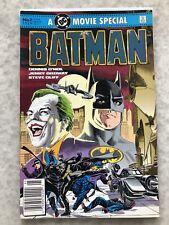 Batman 1 Movie Special 1 (1989).  Newsstand.  NM Copy